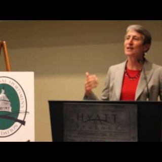 Secretary of Interior Sally Jewell Supports Sportsmen and Women