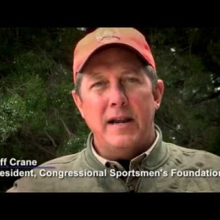 Gerald McRaney on the Congressional Sportsmen's Foundation