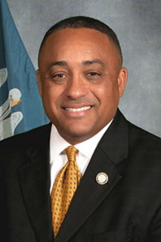 Representative Vincent Pierre