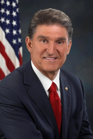 Vice-Chair: Senator Joe Manchin