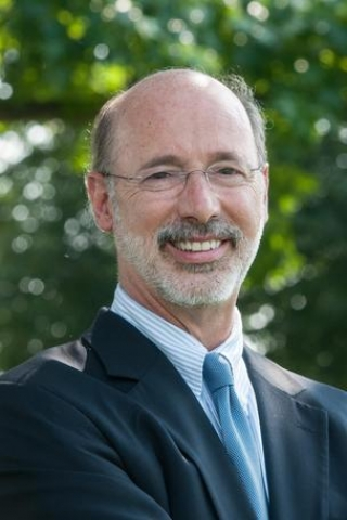 Governor Tom Wolf (PA)