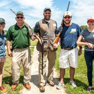 Team M: Team Ducks Unlimited with Congressman Marc Veasey
