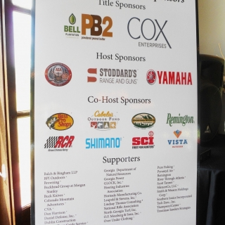 Thank you to the event sponsors