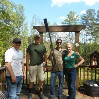 Team American Suppressor Association, shooting with suppressors
