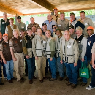 Members of the Congressional Sportsmen's Caucus