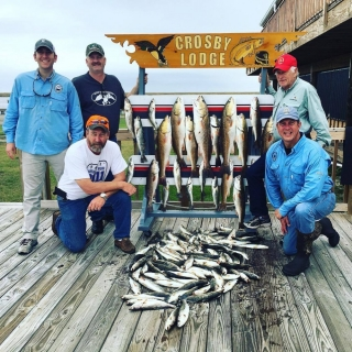 NASC Fishing trip off the coast of Mississippi!