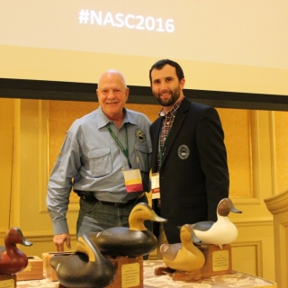 Representative Bill Rehm (NM) and CSF Western States Director, Andy Treharne