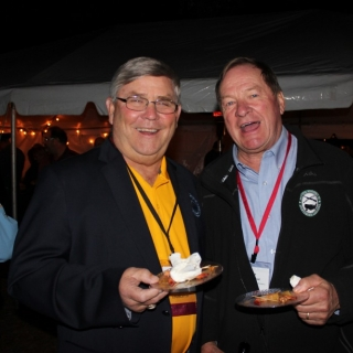 Senator Mike Green (MI) and Delegate Wendell Beitzel (MD)