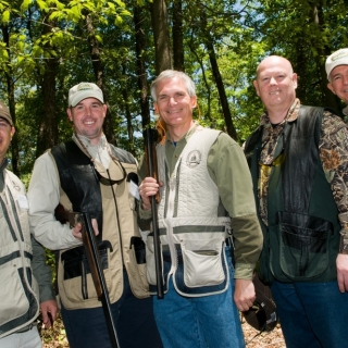 Team National Shooting Sports Foundation, with Rep. Bob Latta (OH)