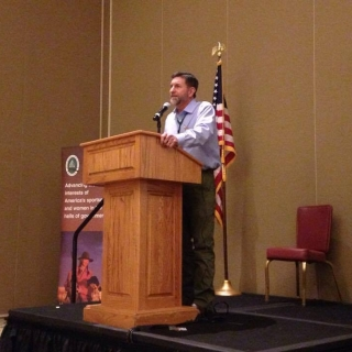 Will Primos speaking to the NASC attendees