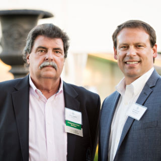 Mike Helton (CSF Board Member) and The Honorable Heath Shuler (NC)