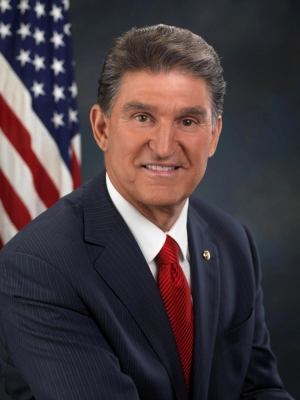 Co-Chair Sen. Joe Manchin
